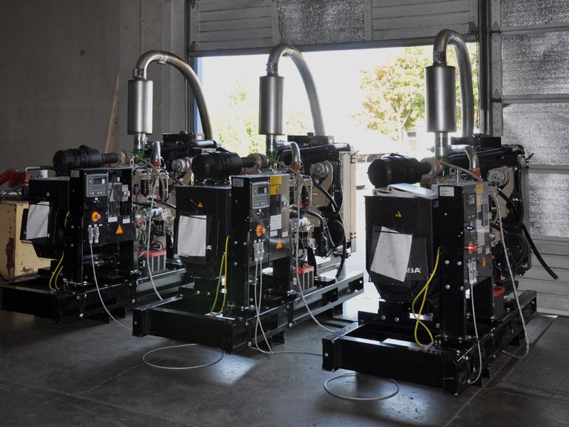 HiPower Generator Sets powered by John Deere