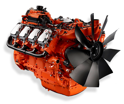 scania-engine