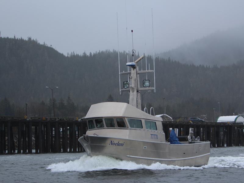 SE Alaska Gillnetter powered by John Deere