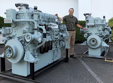 Mitsubishi Heavy Duty Engines