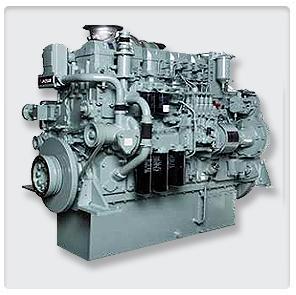 Mitsubish Marine Engine